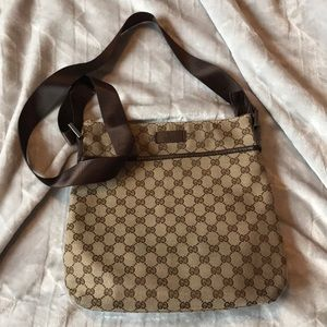Handbags - Gucci Small Messenger Bag